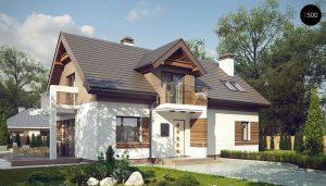 gradnja hiše cenik