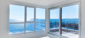 PVC ALU okna