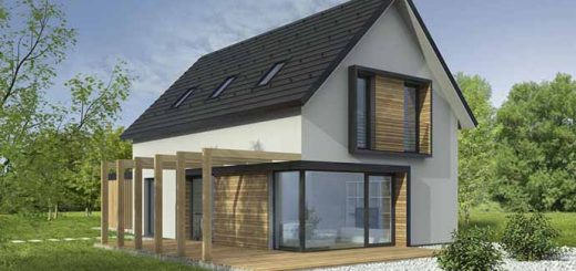 Lesene hiše na ključ cena