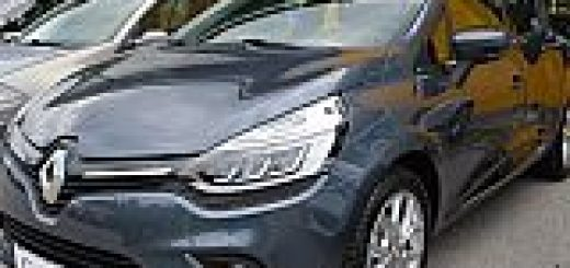 rabljena vozila Renault Clio