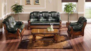 Sedežne garniture z relax funkcijo