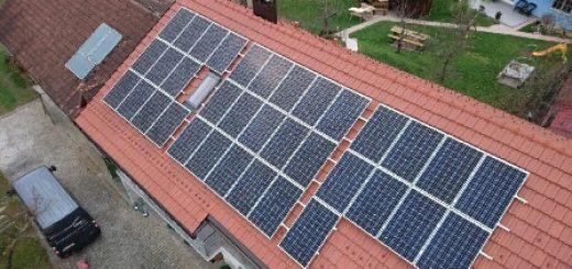 sončne elektrarne v Sloveniji