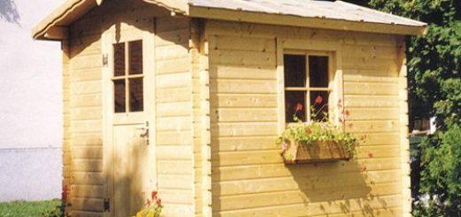 Vrtne hiške cenik