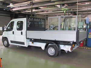 alu kesoni za tovorna vozila