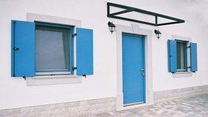 Katera lesena okna izbrati