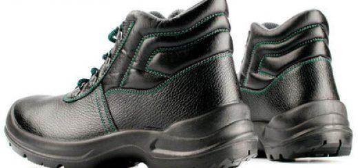 zaščitni čevlji in zaščitna oprema