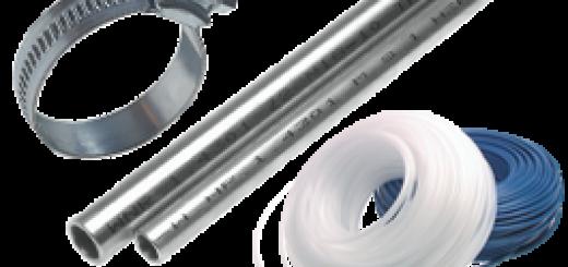 Fleksibilna cev za plin