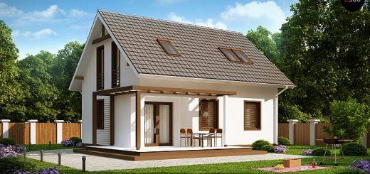 Gradnja montažne hiše stroški