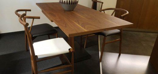 Jedilna miza lesena