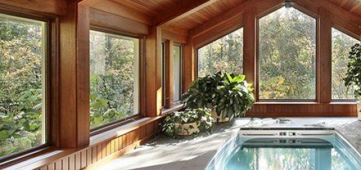 eko sklad lesena okna