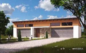 Montažne hiše cena Z500
