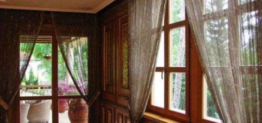 zakaj lesena okna?