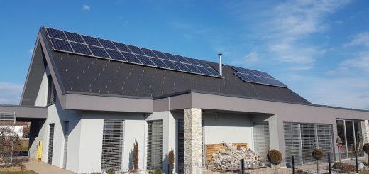 Samooskrba z elekrtično energijo za dom