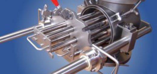 Industrijski magnetni filter
