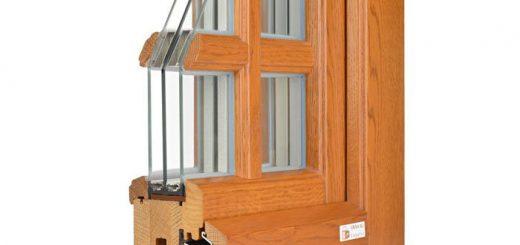 dobra lesena okna
