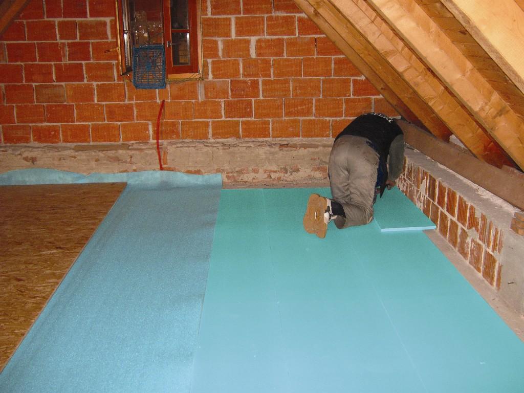 zvočna izolacija strehe