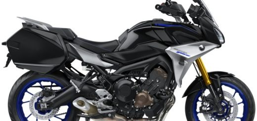 yamaha mt 09 tracer test