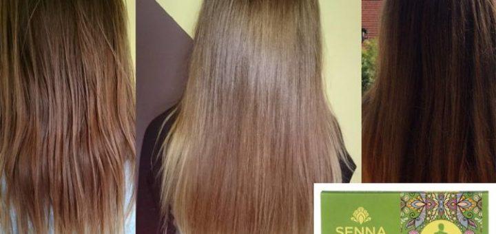barvanje sivih las s kano