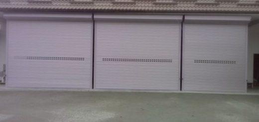 dvižna garažna vrata akcija