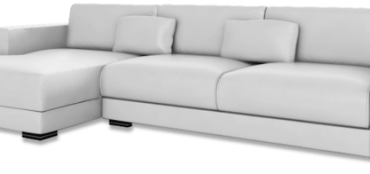 Usnjena sedežna garnitura