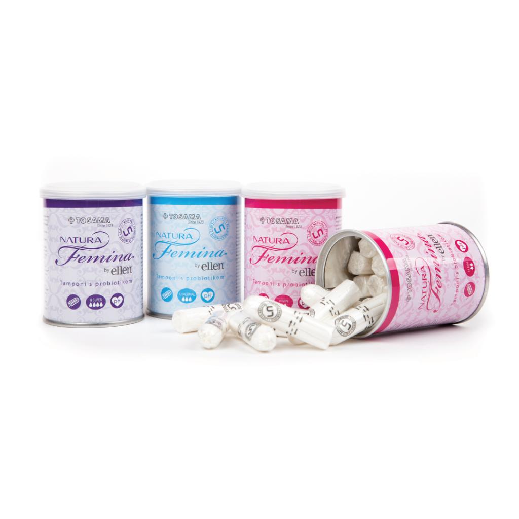 Uporaba tamponov za menstruacijo