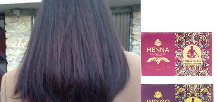 barvanje las s kano