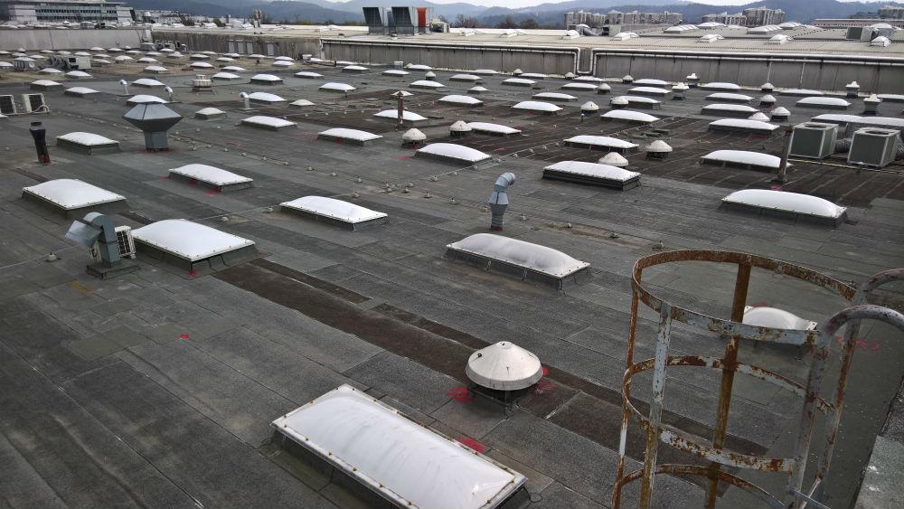 Kritina ravne strehe