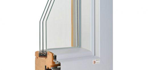 okna les aluminij