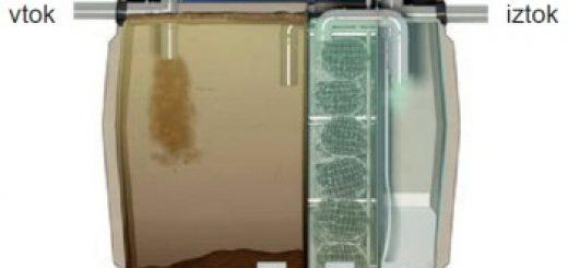 male biološke čistilne naprave