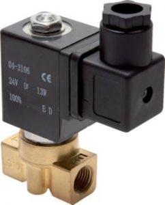 Nepovratni ventil za zrak in vodo