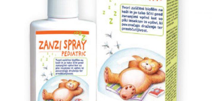 zaščita proti komarjem za otroke