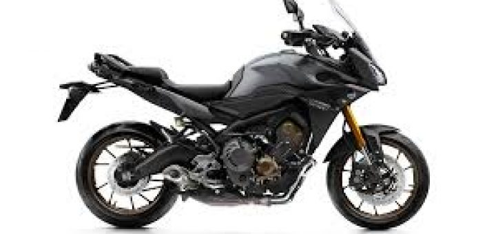 Yamaha mt 09 tracer test KMC