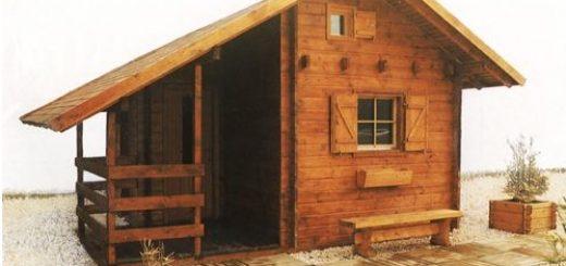 Lesene hiše iz brun cenik