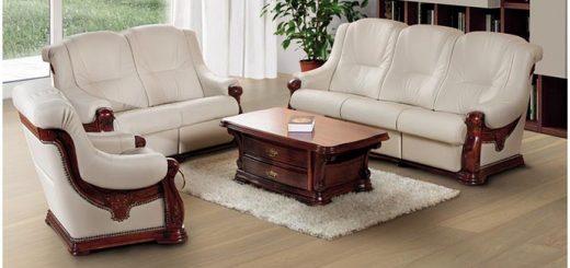 Moderne sedežne garniture 3+2+1