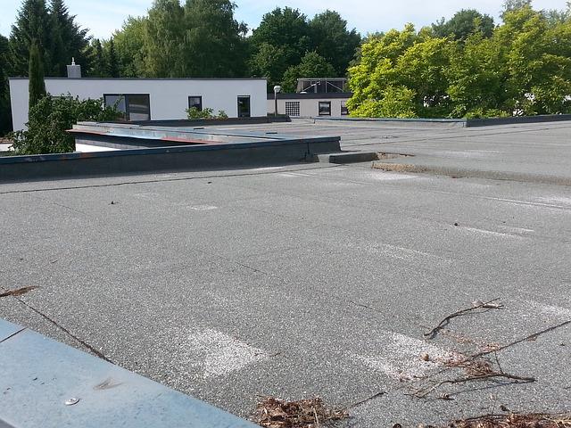 kritina za ravne strehe