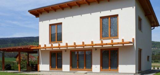 nakup in gradnja hiše