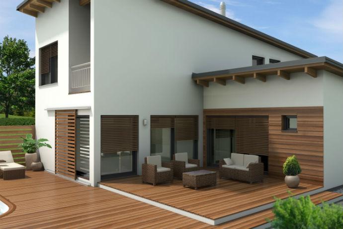 moderni stil hiše