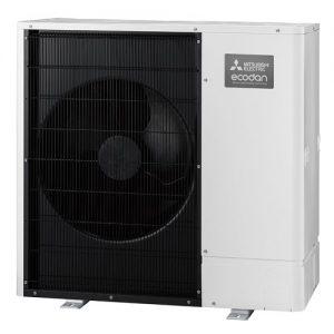 toplotna črpalka za ogrevanje prostorov