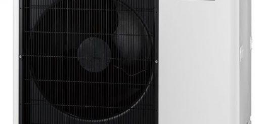 , toplotna črpalka za ogrevanje prostorov