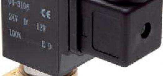 elektro magnetni ventil 12v