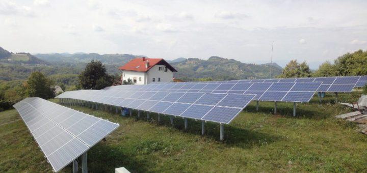 Fotovoltaika Slovenija