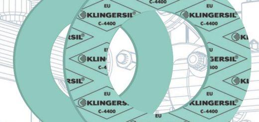 ploščata tesnila klinger