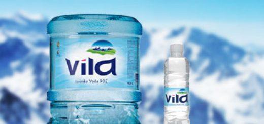 Plastenke za vodo