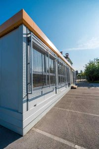 Container Schule