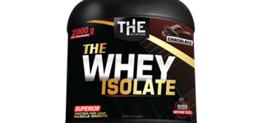 THE Nutritition Isolate