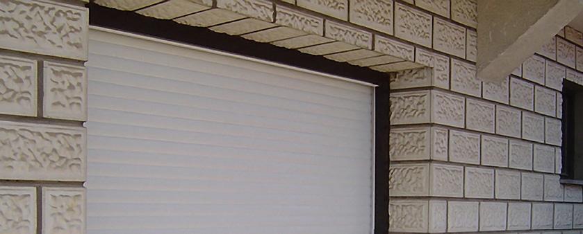 ALU rolo garažna vrata