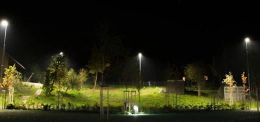 Zunanja razsvetljava