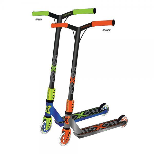 Freestyle skiroji