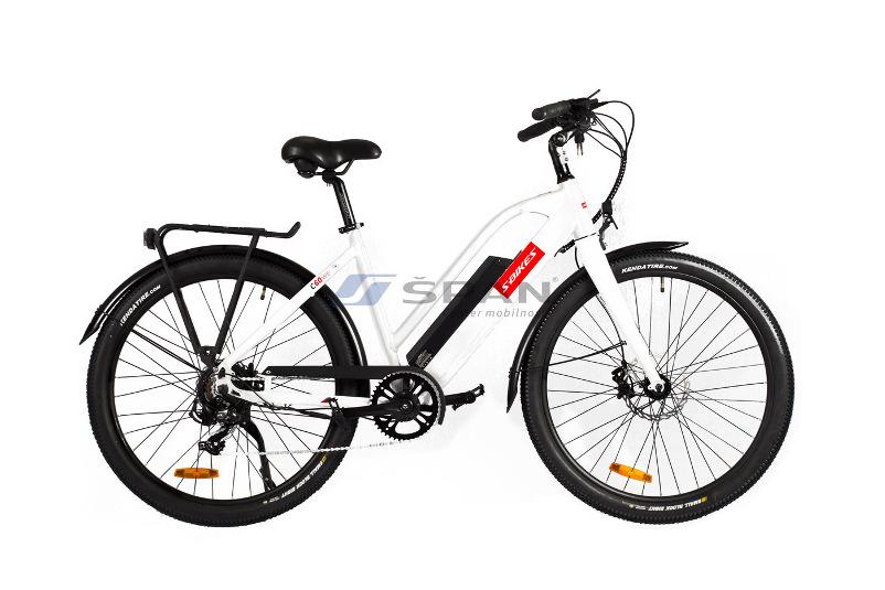 Električna treking kolesa
