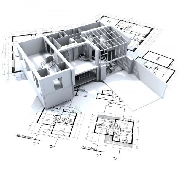 projektiranje hiše